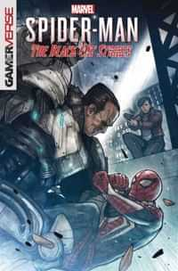 Marvels Spider-man Black Cat Strikes #4