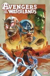 Avengers Of The Wastelands #4 Variant Sharvin