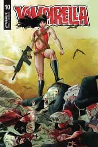 Vampirella #10 CVR D Gunduz