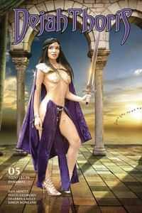 Dejah Thoris #5 CVR E Mai S Cosplay