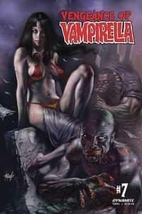 Vengeance of Vampirella #7 CVR A Parillo