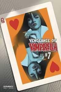 Vengeance of Vampirella #7 CVR B Oliver