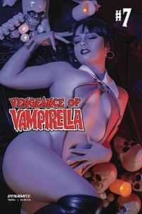 Vengeance of Vampirella #7 CVR D Ochs Cosplay