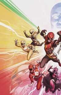 Mighty Morphin Power Rangers #50 CVR A Campbell