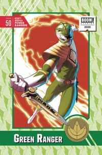 Mighty Morphin Power Rangers #50 Variant 25 Copy Anka