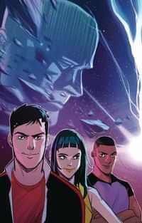 Go Go Power Rangers #31 CVR A Carlini