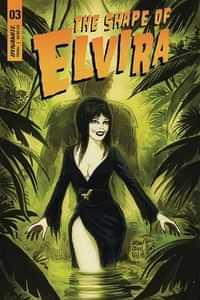 Elvira Shape of Elvira #3 CVR A Francavilla