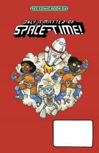 FCBD 2020 Only Matter Of Space Time