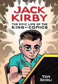 FCBR 2020 Jack Kirby Epic Life King Of Comics