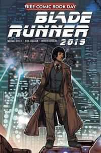 FCBD 2020 Blade Runner