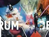 Decorum #1 CVR A Huddleston