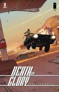 Death Or Glory #10 CVR A Bengal