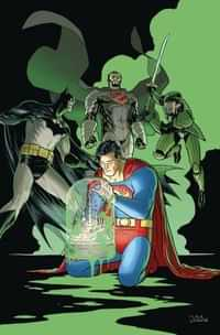 Batman Superman #8 CVR A