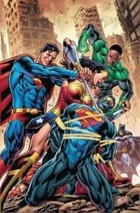 Justice League #43 CVR A
