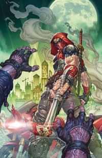 Red Hood Outlaw #44 CVR A