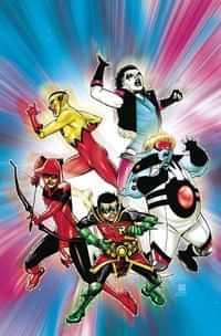 Teen Titans #40 CVR A