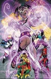 Teen Titans #40 CVR B Randolph