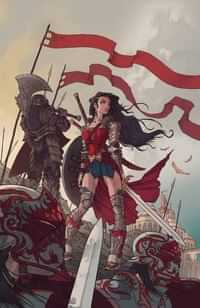Wonder Woman #754 CVR B Card Stock Rafael Grampa