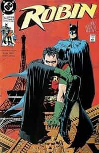 DC Dollar Comics Robin #1 1991