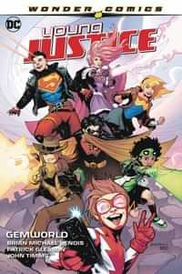 Young Justice TP Bendis Gemworld