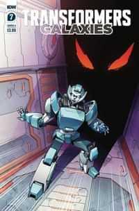 Transformers Galaxies #7 CVR A Miyao