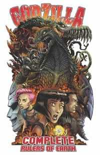 Godzilla TP Complete Rulers of Earth TP New Edition