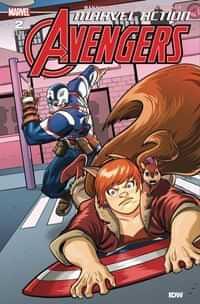 Marvel Action Avengers 2020 #2