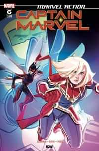 Marvel Action Captain Marvel #6