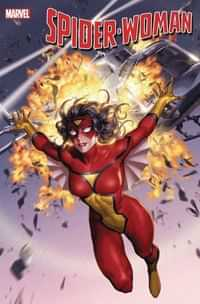 Spider-Woman #1 CVR A Yoon Classic