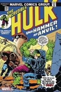 Incredible Hulk #182 Facsimile Edition