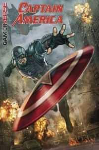 Marvels Avengers Captain America #1