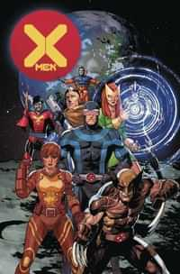 X-Men TP Jonathan Hickman V1