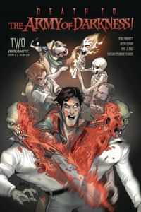 Death To Army Of Darkness #2 CVR C Andolfo