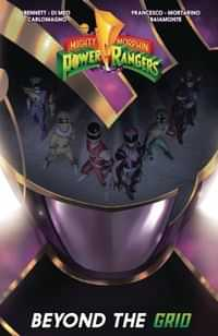 Mighty Morphin Power Rangers TP Beyond Grid