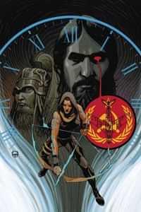Artemis and Assassin #1 Variant 15 Copy Johnson
