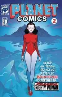 Planet Comics #2 CVR A