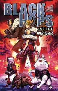 Black Hops Hare Trigger One-shot