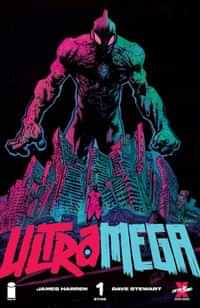 Ultramega By James Harren #1 CVR A Harren and Stewart