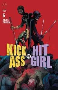 Kick-ass Vs Hit-girl #5 CVR A Romita Jr