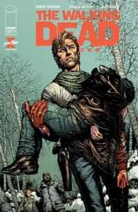 Walking Dead #10 Deluxe Edition CVR A Finch and Mccaig