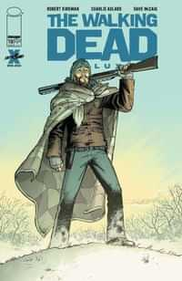 Walking Dead #10 Deluxe Edition CVR B Moore and Mccaig