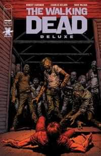 Walking Dead #11 Deluxe Edition #11 CVR A Finch and Mccaig