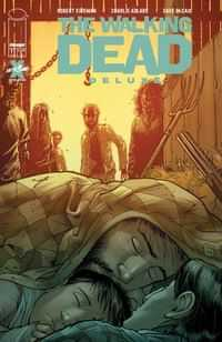 Walking Dead #11 Deluxe Edition #11 CVR B Moore and Mccaig