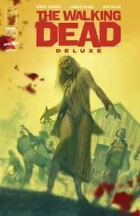 Walking Dead #11 Deluxe Edition #11 CVR C Tedesco