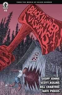 Black Hammer Visions #2 CVR A Kolins