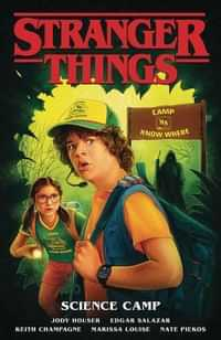 Stranger Things TP Science Camp