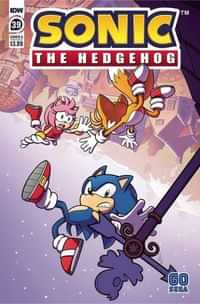 Sonic The Hedgehog #39 CVR A Abby Bulmer
