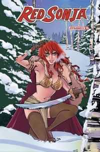 Red Sonja #25 CVR C Anwar