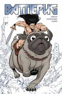 Battlepug #1 CVR A Norton and Passalaqua