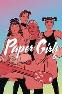 Paper Girls TP V6